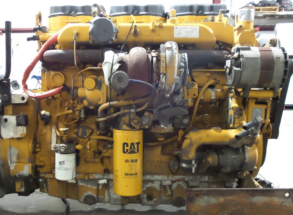 Used Caterpillar Engines CAT DIESEL MOTOR | USED CATERPILLAR