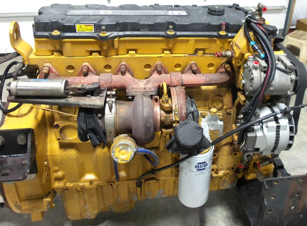 CATERPILLAR DIESEL ENGINE | CAT C9 8 8L 400HP DIESEL ENGINE