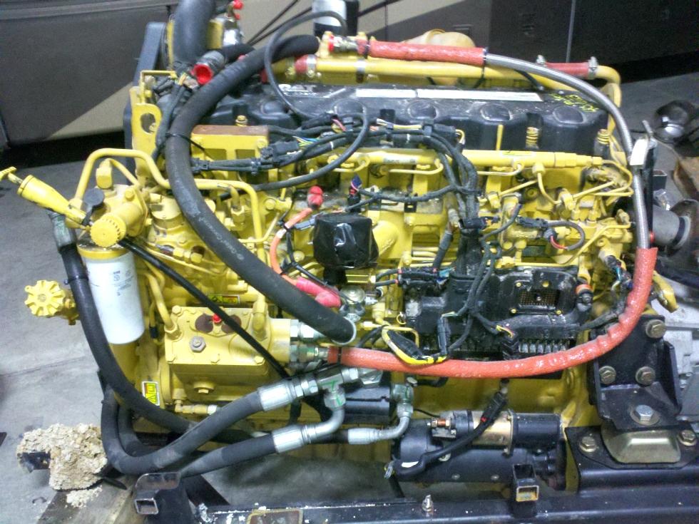 Used Caterpillar Engines USED CATERPILLAR MOTOR   CAT C9