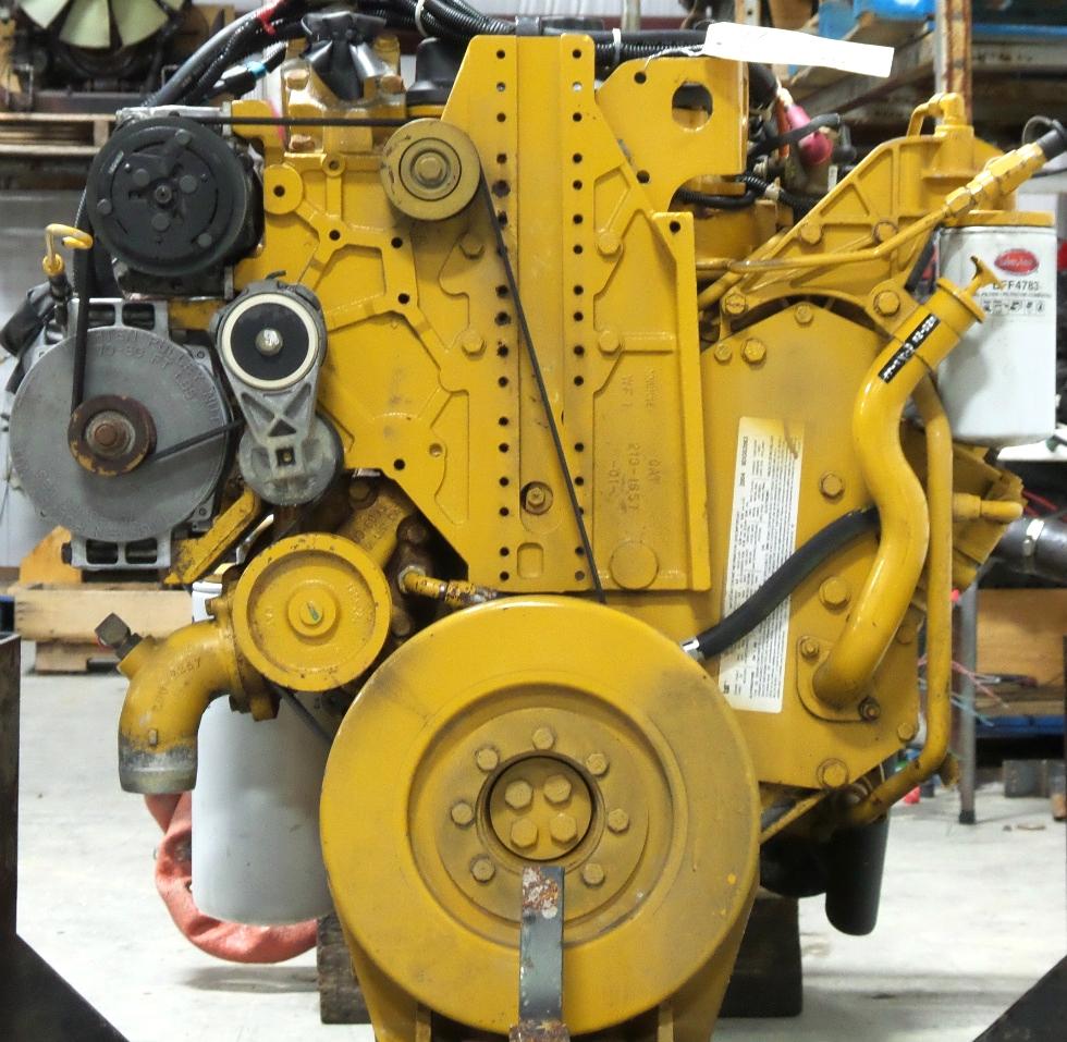 Used Caterpillar Engines CATERPILLAR DIESEL ENGINE | CAT C9