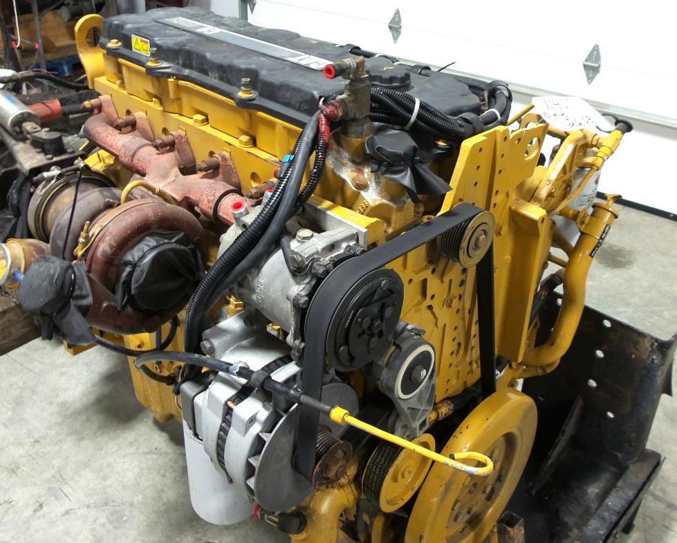 Used Caterpillar Engines CATERPILLAR DIESEL ENGINE   CAT C9